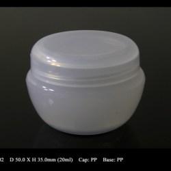 Cream Jar FT-CJ0102