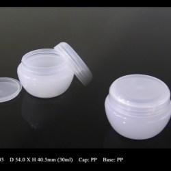 Cream Jar FT-CJ0103