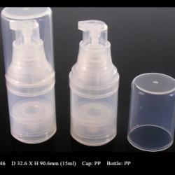 Airless Lotion Bottle: FT-CB0546