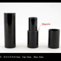 Lipstick Magnetic Closure FT-LS0601
