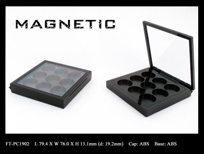 Makeup palette magnetic closure FT-PC1883