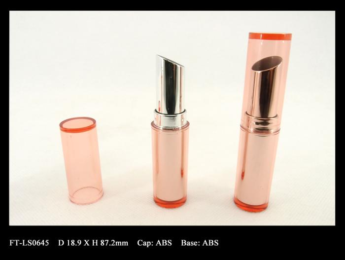 Lipstick clear cover FT-LS0645