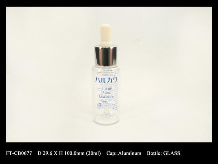 Dropper & glass bottle FT-CB0677