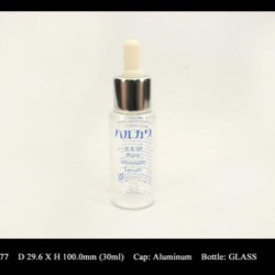 Dropper & glass bottle FT-CB0677