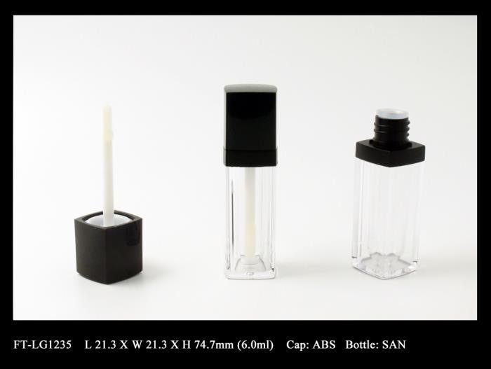 Lip Gloss Bottle: FT-LG1235
