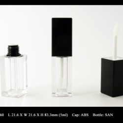 Lip Gloss Bottle: FT-LG1260