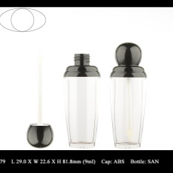 Lip Gloss Bottle: FT-LG1279