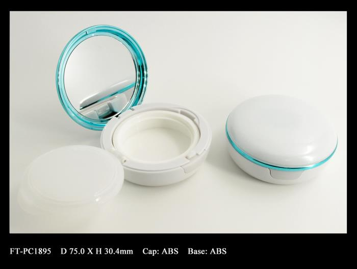 Face powder compact multi-layer FT-PC1895