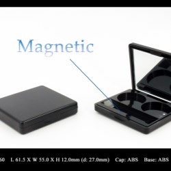 Makeup palette magnetic closure FT-PC1960