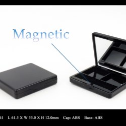 Makeup palette magnetic closure FT-PC1961