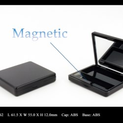 Makeup palette magnetic closure FT-PC1962