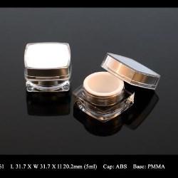 Cream Jar FT-CJ0361