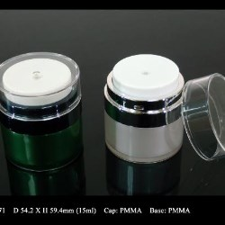 Airless Cream Jar FT-CJ0371