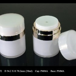 Airless Cream Jar FT-CJ0372