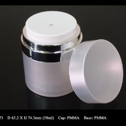 Airless Cream Jar FT-CJ0373