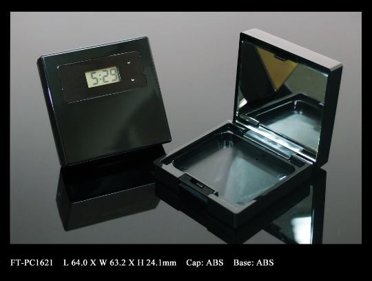 Compact clock FT-PC1621