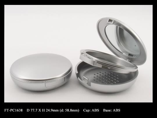 Face powder compact multi-layer FT-PC1638