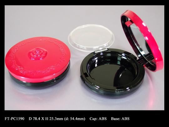 Face powder compact multi-layer FT-PC1590