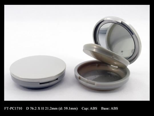 Face powder compact multi-layer FT-PC1710