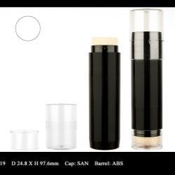 Foundation stick duo-end FT-DE0219