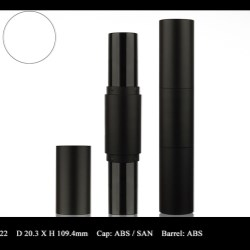 Foundation stick duo-end FT-DE0222