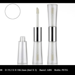 Lipgloss duo-end FT-DE0008
