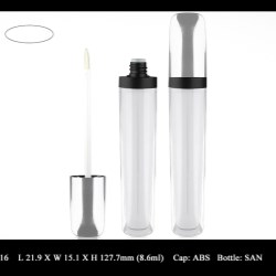 Lip Gloss Bottle: FT-LG1016