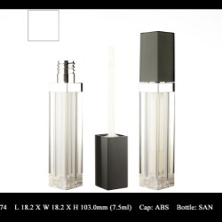 Lip Gloss Bottle: FT-LG1274