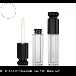 Lip Gloss Bottle: FT-LG1348