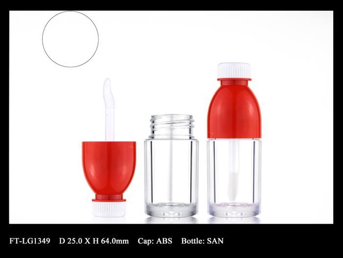 Lip Gloss Bottle: FT-LG1349