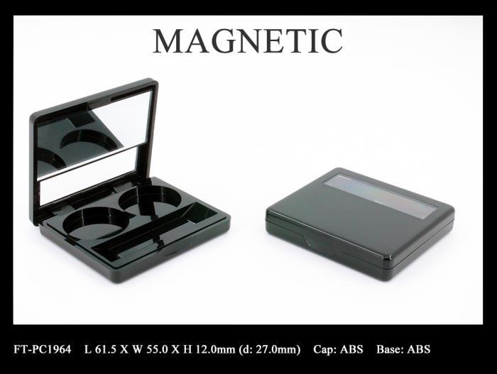 Makeup palette magnetic closure FT-PC1964
