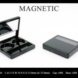 Makeup palette magnetic closure FT-PC1964