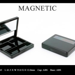 Makeup palette magnetic closure FT-PC1965