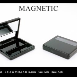 Makeup palette magnetic closure FT-PC1966
