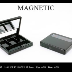 Makeup palette magnetic closure FT-PC1967