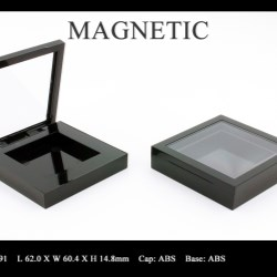 Makeup palette magnetic closure FT-PC2291