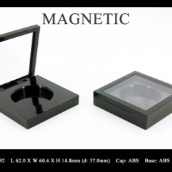 Makeup palette magnetic closure FT-PC2292