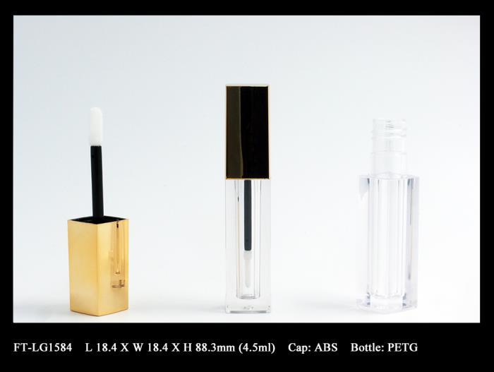 Lip Gloss Bottle: FT-LG1584