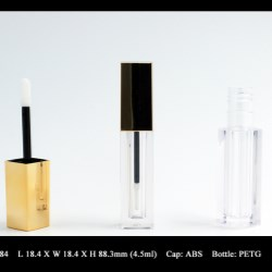 Lip Gloss Bottle: FT-LG1584