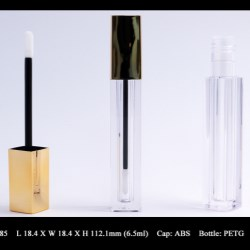 Lip Gloss Bottle: FT-LG1585