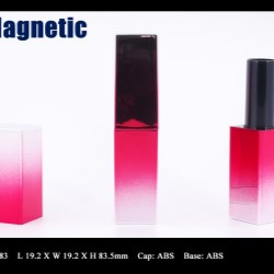 Lipstick Magnetic Closure FT-LB0183