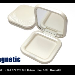 Makeup compact magnetic closure FT-PC2368