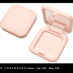 Makeup compact magnetic closure FT-PC2372