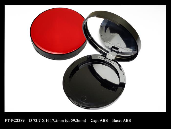Face powder compact FT-PC2389