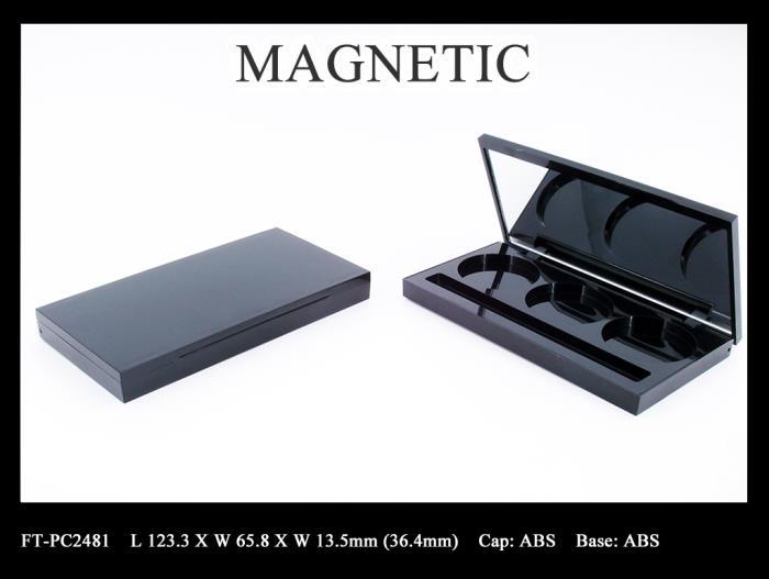 Makeup palette magnetic closure FT-PC2481