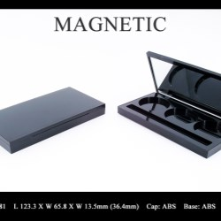 Makeup palette magnetic closure FT-PC2481