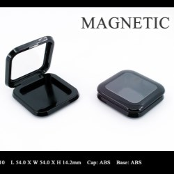 Makeup compact magnetic closure FT-PC2510