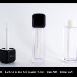 Lip Gloss Bottle: FT-LG1666