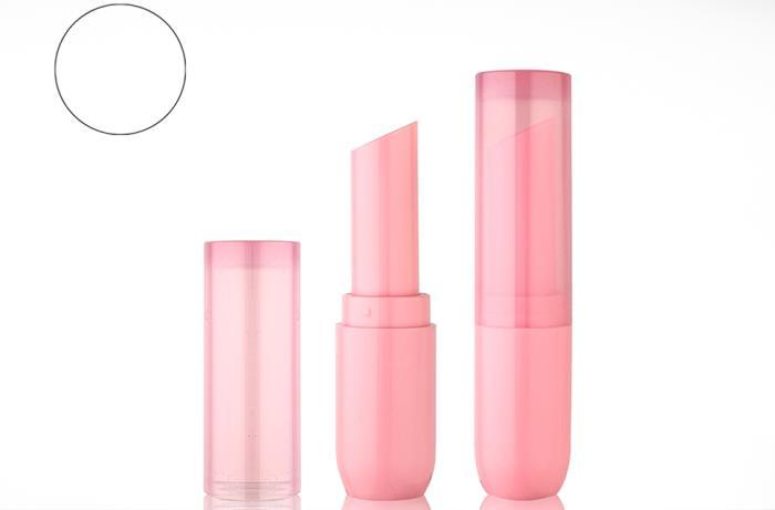 Petal-Pink Plastic Packaging