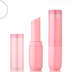 Petal-Pink Plastic Packaging